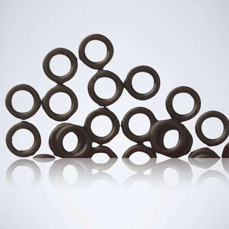 Schaftgummi und O-Ringe für Dart Schäfte aus Aluminium