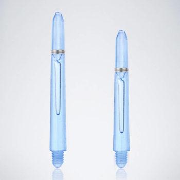 Bubble Blue M-S Nylon Schäfte für Dartpfeile