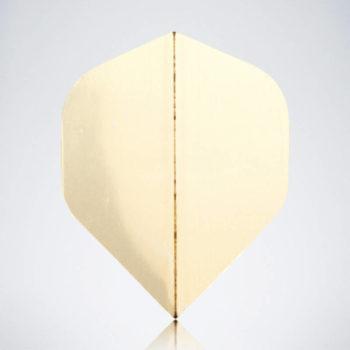 Classic Gold Standard Flight aus Kunststoff für Dartpfeile