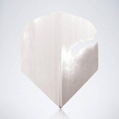 Classic Silver Standard Flight aus Kunststoff für Dartpfeile