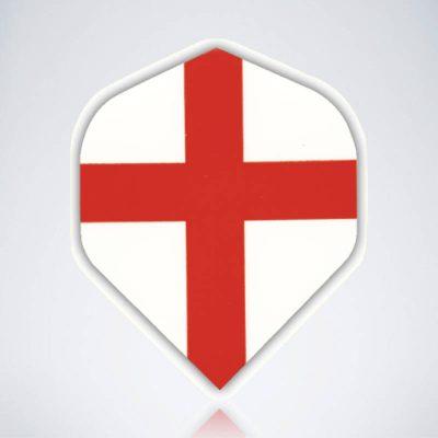England Original Standard Flight aus Kunststoff für Dartpfeile
