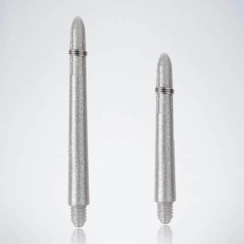 Grip Silver M-S Nylon Schäfte für Dartpfeile