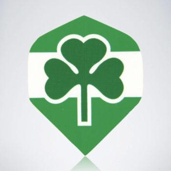 Ireland Standard Flight aus Kunststoff für Dartpfeile
