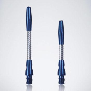 Razor Blue-Silver M-S Aluminium Schäfte für Dartpfeile