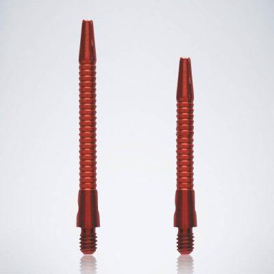 Razor Red M-S Aluminium Schäfte für Dartpfeile