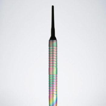 Rainbow Man Typ 1 Soft Dart Barrels aus Wolfram