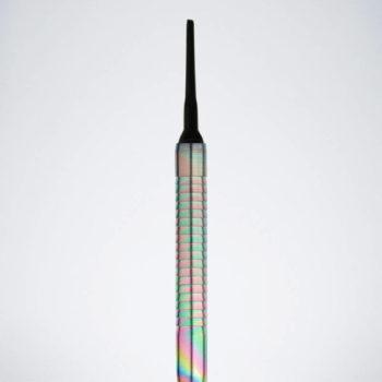Rainbow Man Typ 4 Soft Dart Barrels aus Wolfram