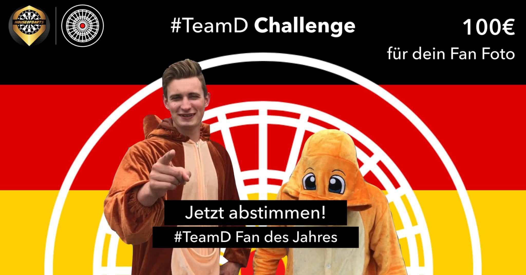 Blog Voting Team D Challenge
