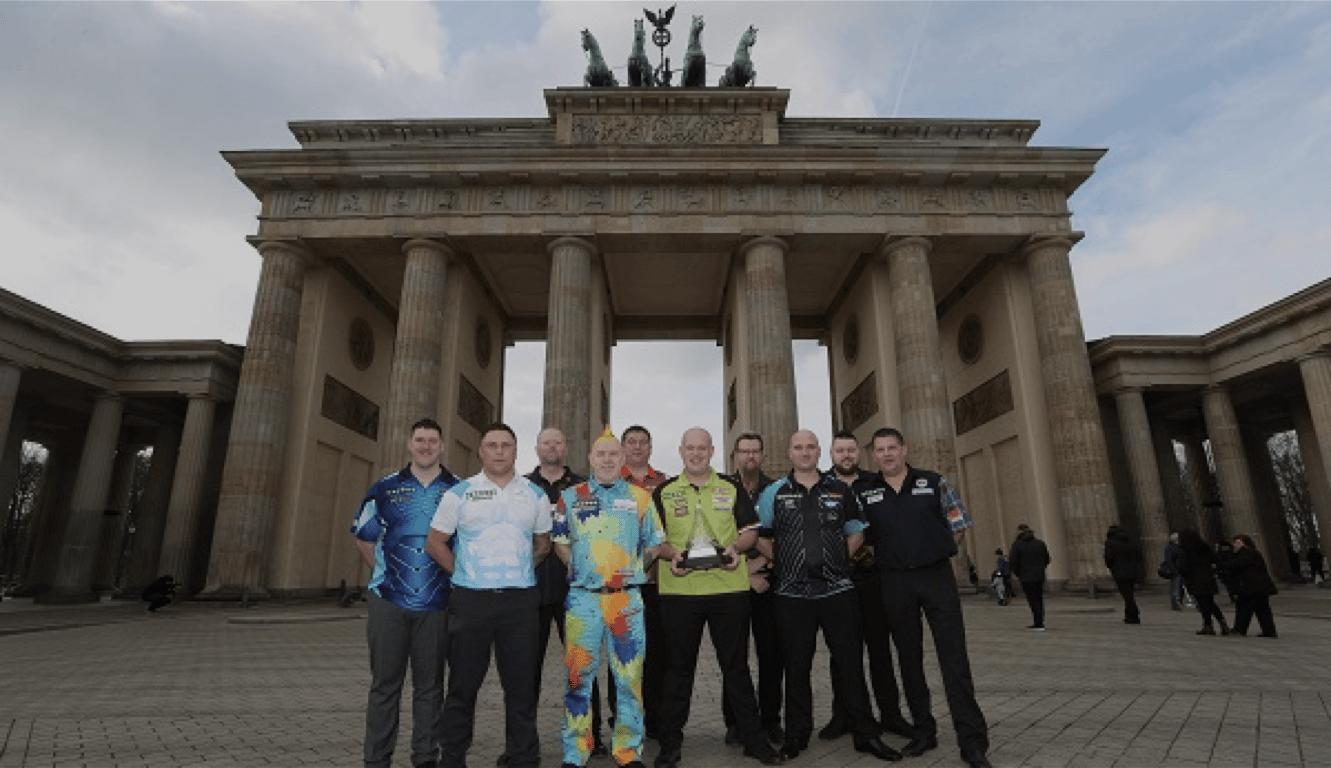Dartspieler Premier League Darts 2018 Mydartpfeil