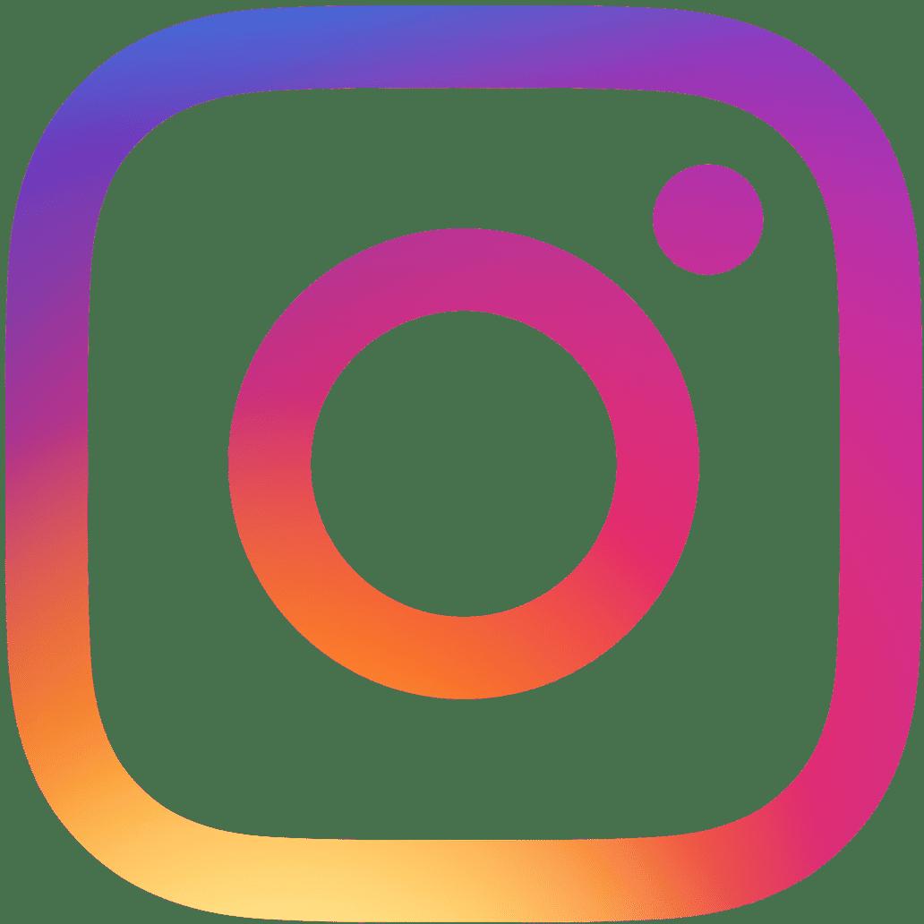 Offizielles Instagram Logo in Farbe
