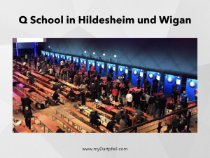 Q School in Hildesheim und Wigan