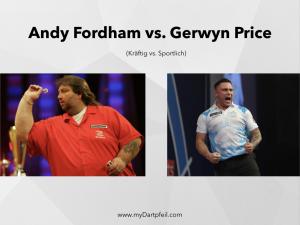 Andy Fordham vs. Gerwyn Price