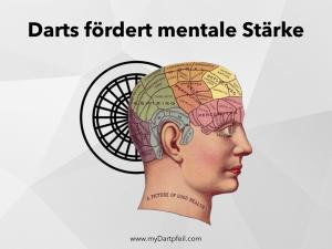 Darts foerdert mentale Staerke