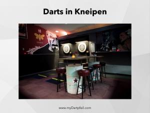 Darts in Kneipen