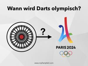 Wann wird Darts olympisch