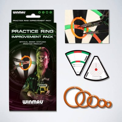 Practice Ringe von Winmau und Simon Whitlock