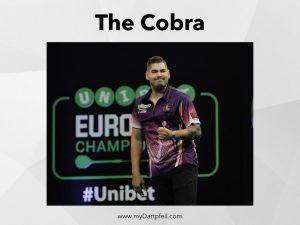 Jelle Klaasen The Cobra