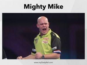 Michael van Gerwen Mighty Mike
