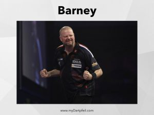 Barney aka Raymond van Barneveld