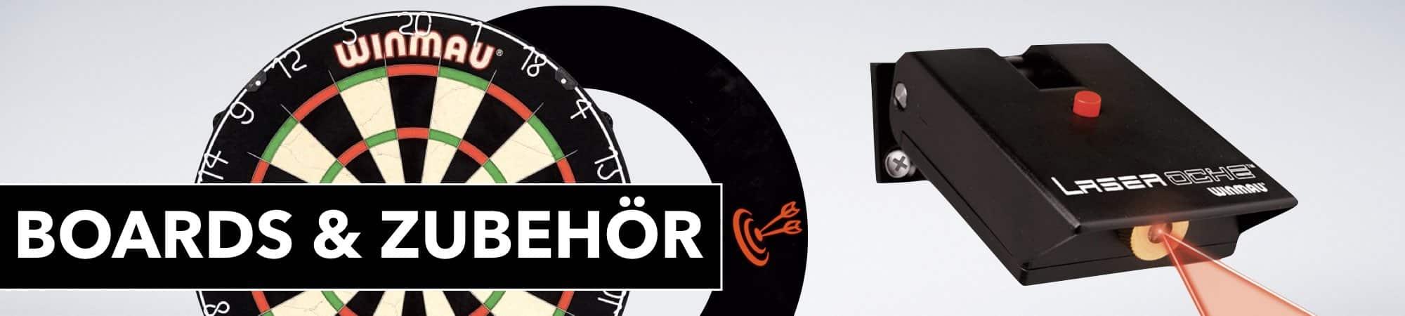 Dartshop Kategoriebild für Dartscheiben und Zubehör