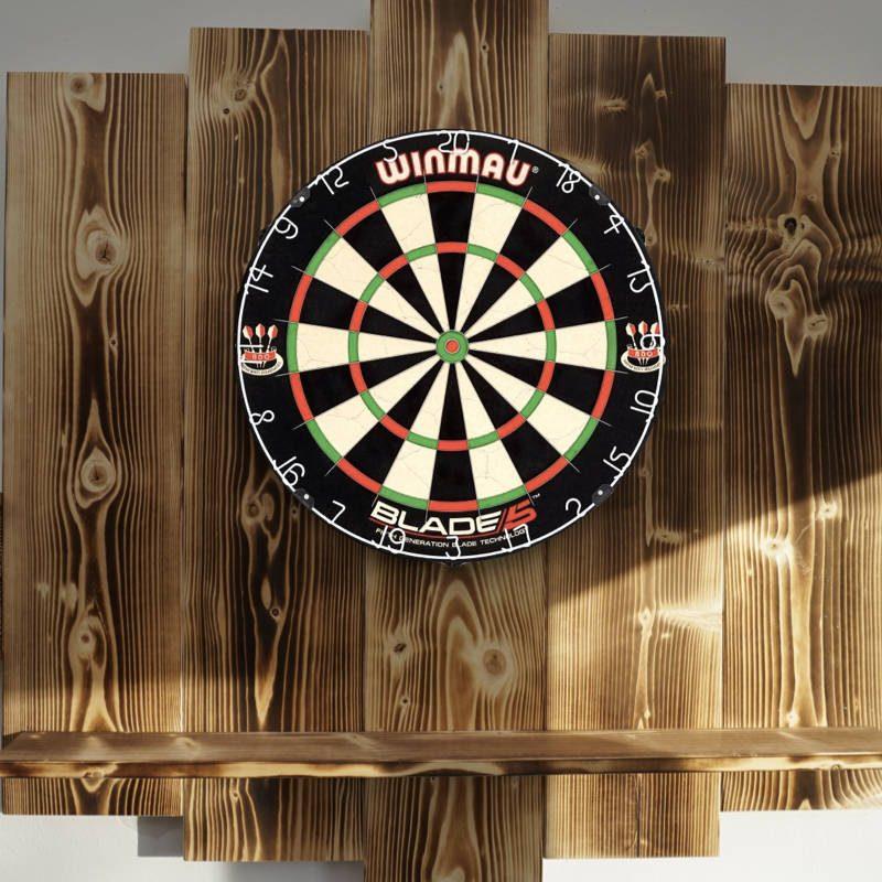 Wooden Dartboard Surround für Dartscheibe aus Holz