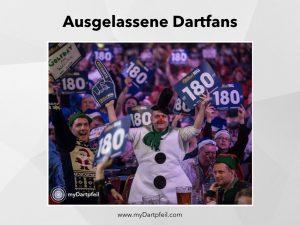 Dart Fans Kostüme
