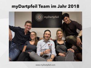 Dartshop Team und Mitarbeiter in Berlin