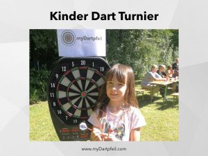 Dart Turnier für Kinder von myDartpfeil