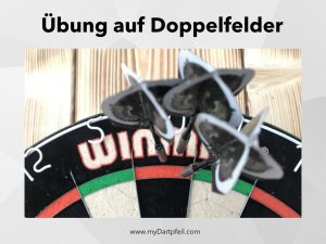Dart Training Tipps für Doppelfelder