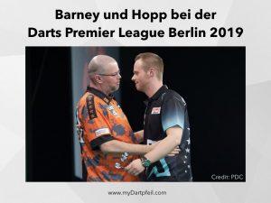 Darts Premier League Berlin 2019