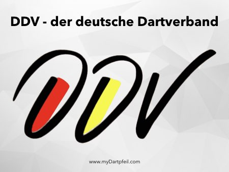 DDV Deutscher Dart Verband Logo