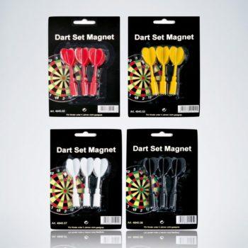 Verschiedenfarbige Magnet Dartpfeile Sets