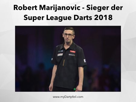 Robert Marijanovic Darts