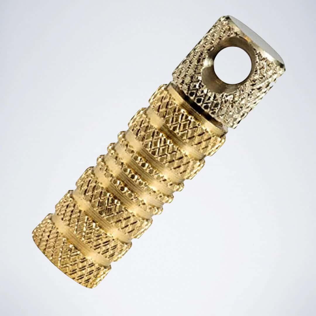 Goldener Dart Shaft Remover / Shaft Ex-Tool zum Herauslösen von abgebrochenen Dart Kunststoff Schäften