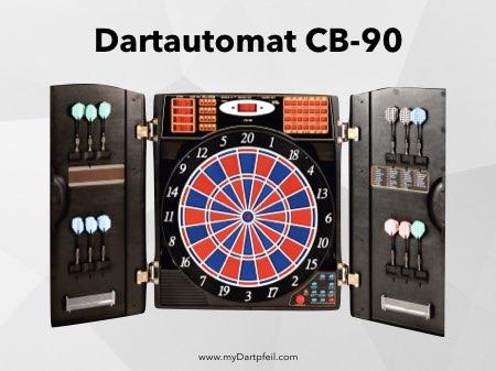 E-Dartscheibe CB 90