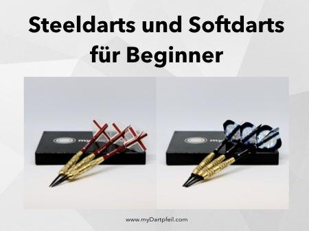 Steeldarts und Softdarts Unterschiede