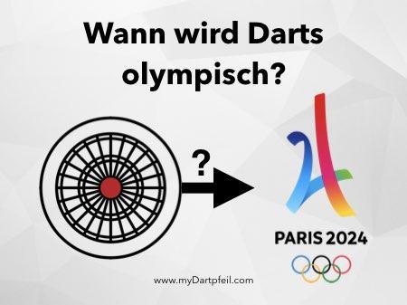 Darts zu Olympia 2024