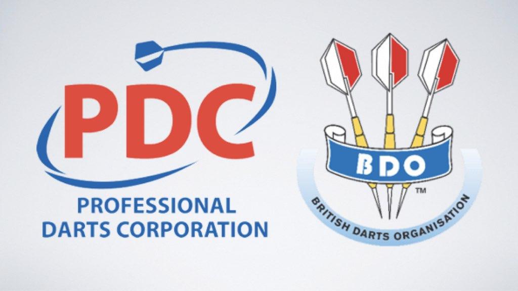 Dart Verbände PDC vs BDO
