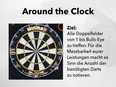 Around the Clock Anleitung