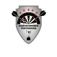 Dartscheiben Testsieger Logo