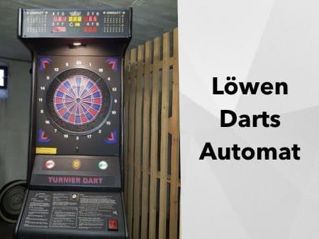 Löwen Darts Automat