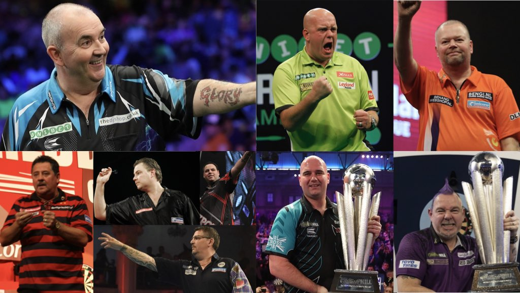 Alle 9 Weltmeister im Überblick