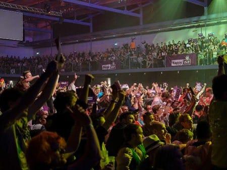 Zuschauer European Tour