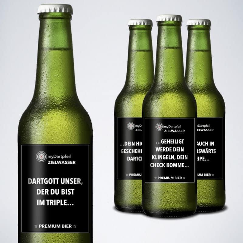 Dart Bier mit Pils Helles Radler