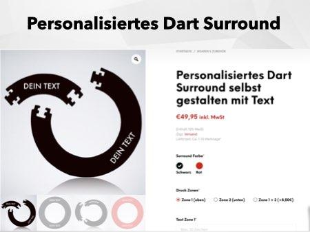 Screenshot Dart Surround