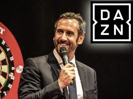 Ekmar Pauke, DAZN Logo